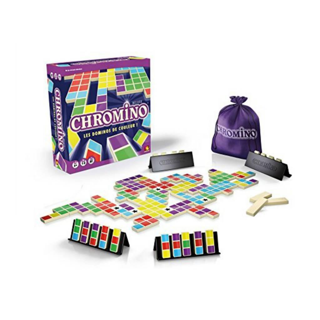 Asmodee Chromino Deluxe