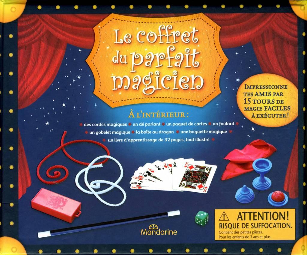Berlicoco Coffret du parfait magicien