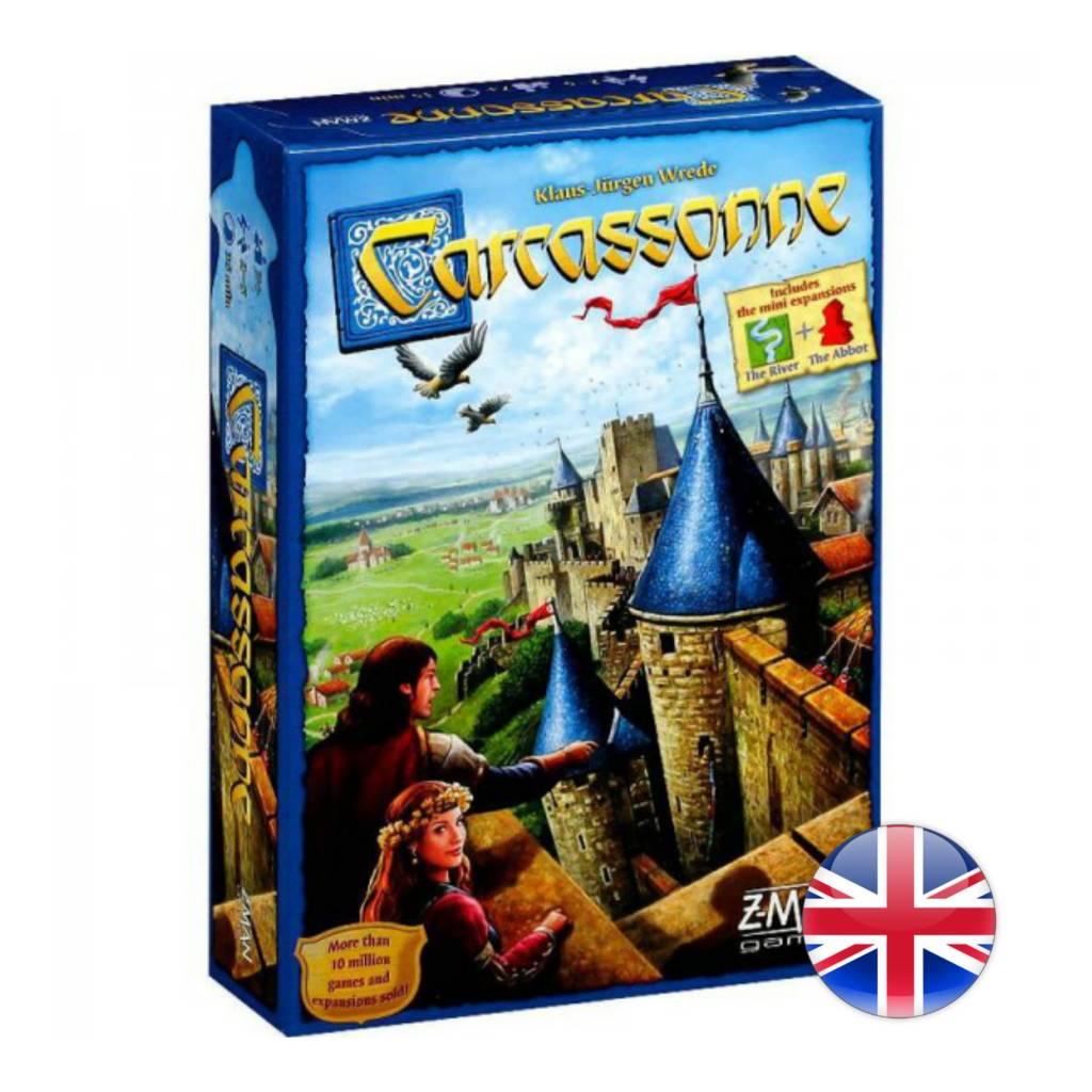 Z-Man Carcassonne 2.0 VA