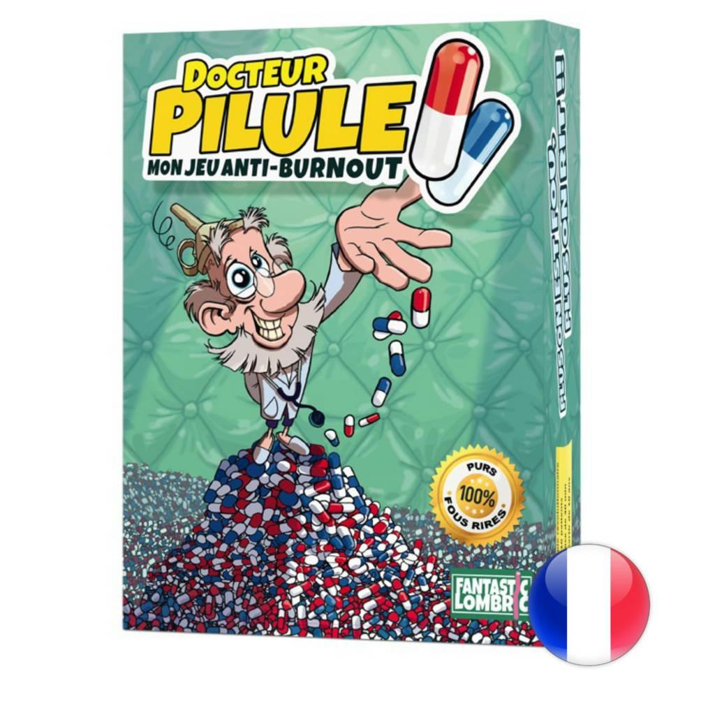 MJ Games Docteur Pilule - Mon jeu anti-burnout