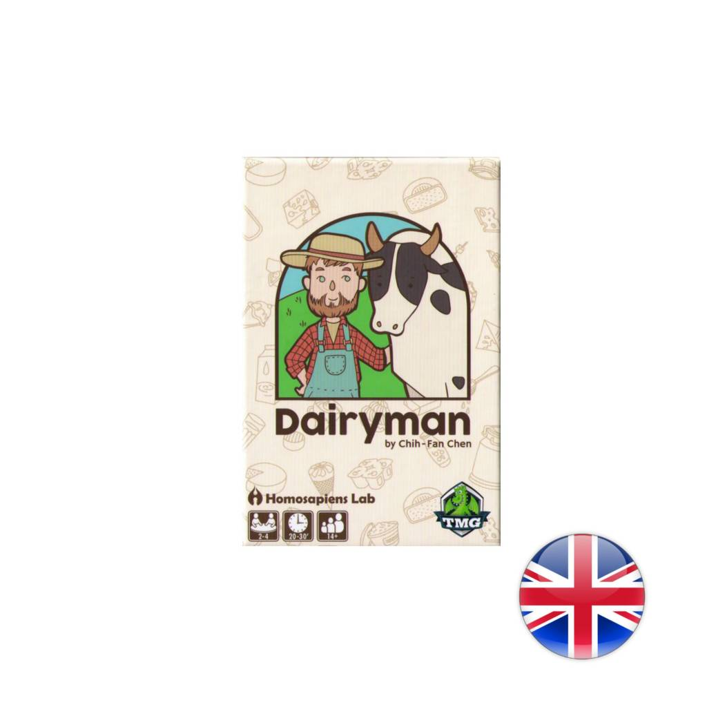 Tasty Minstrel Games Dairyman