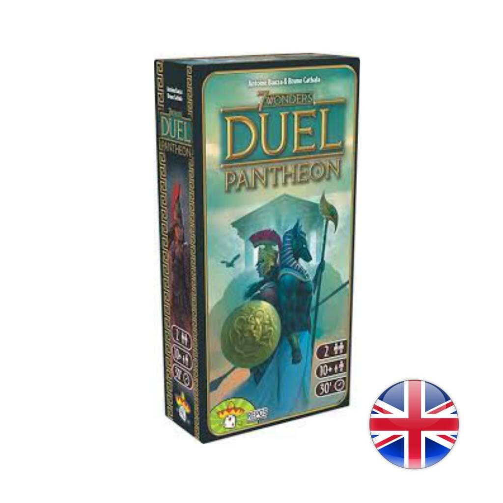 Asmodee 7 Wonders Duel Pantheon VA