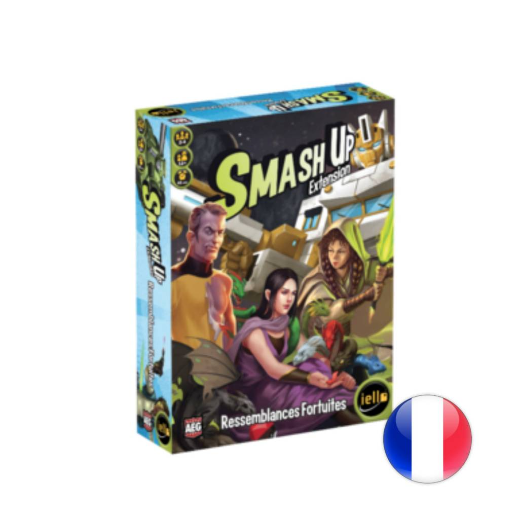 AEG Smash Up: Ressemblances Fortuites!
