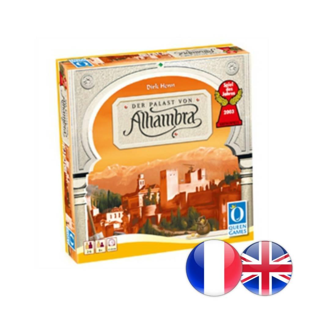 Queen Games Alhambra