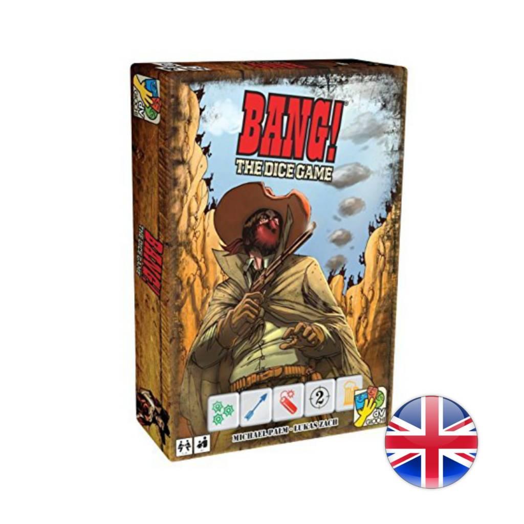 daVinci Editrice Bang! The Dice Game