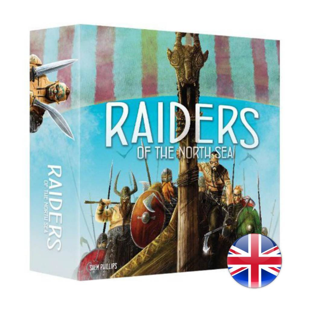 Renegade Raiders of the North Sea