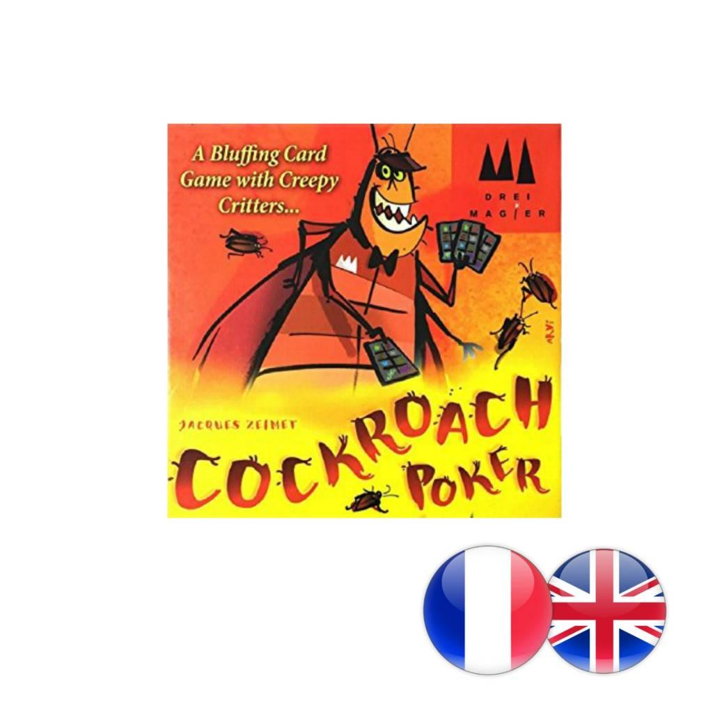 Drei Magier Spiele Cockroach Poker