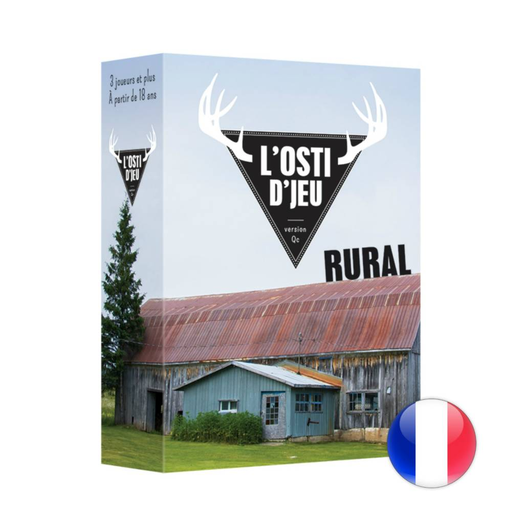 Randolph L'osti d'jeu - Extension Rural
