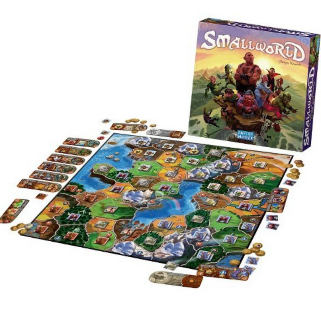 Days of Wonder Smallworld VF