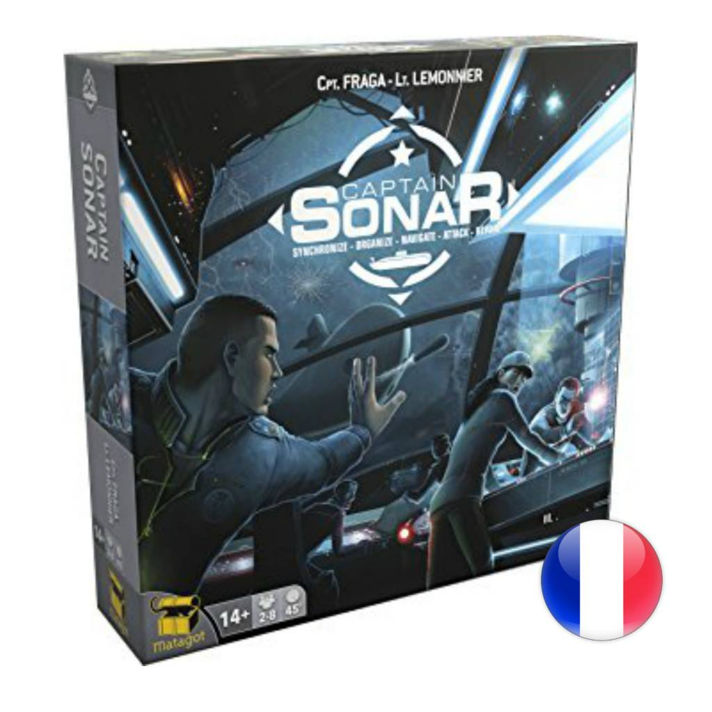 Matagot Captain Sonar VF