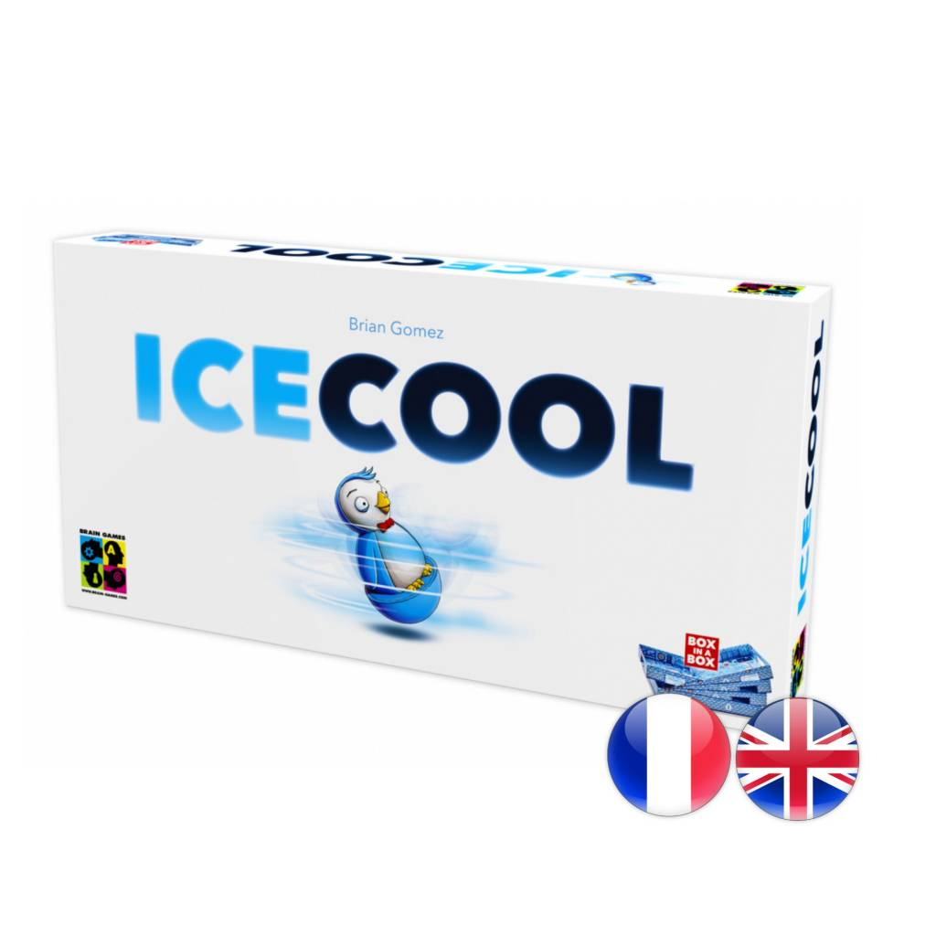 Brain Games Ice Cool