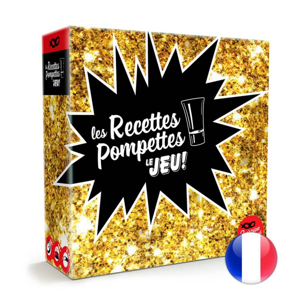 Scorpion Masqué Les Recettes Pompettes - Le jeu