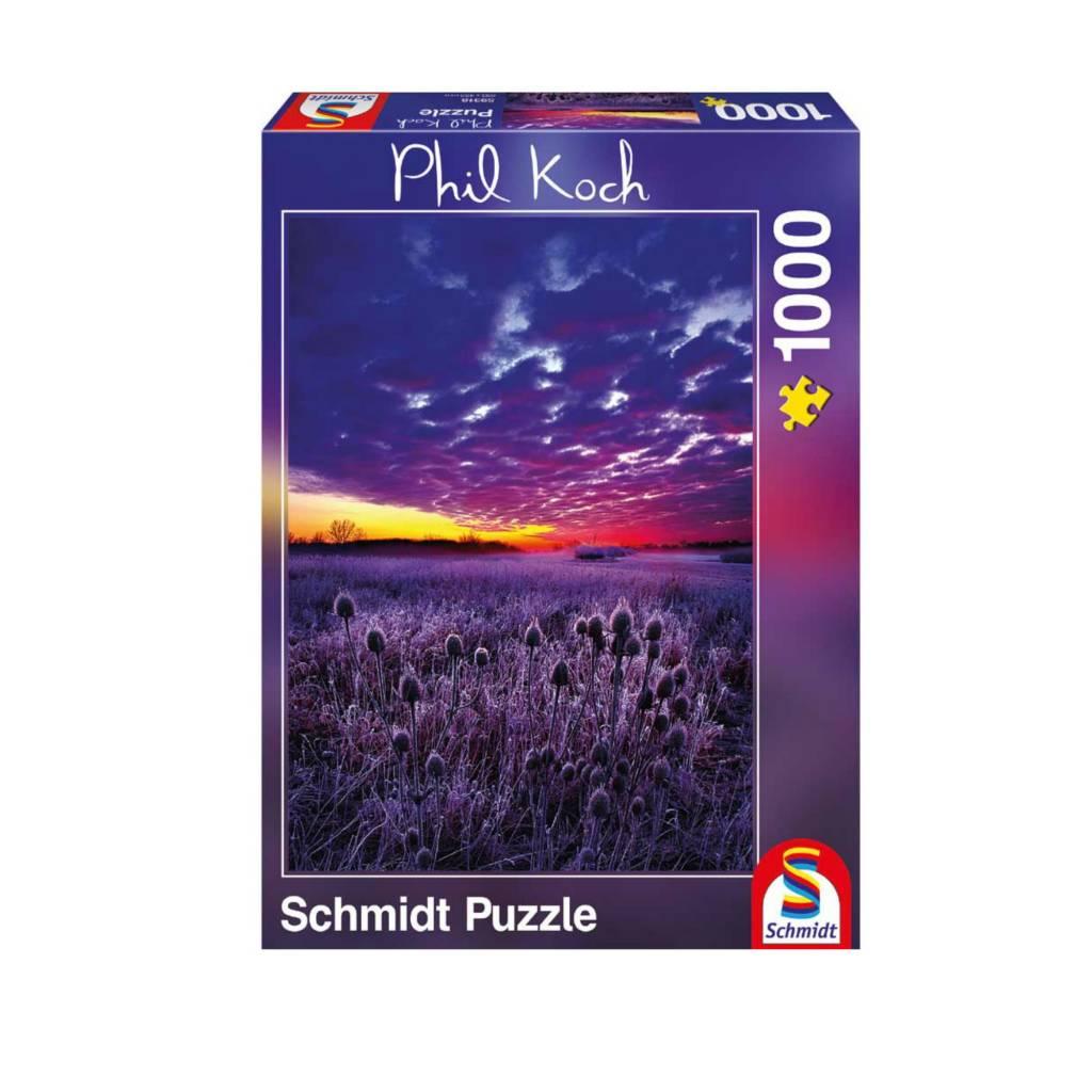 Schmidt Puzzle 1000: Sunrise Schmidt