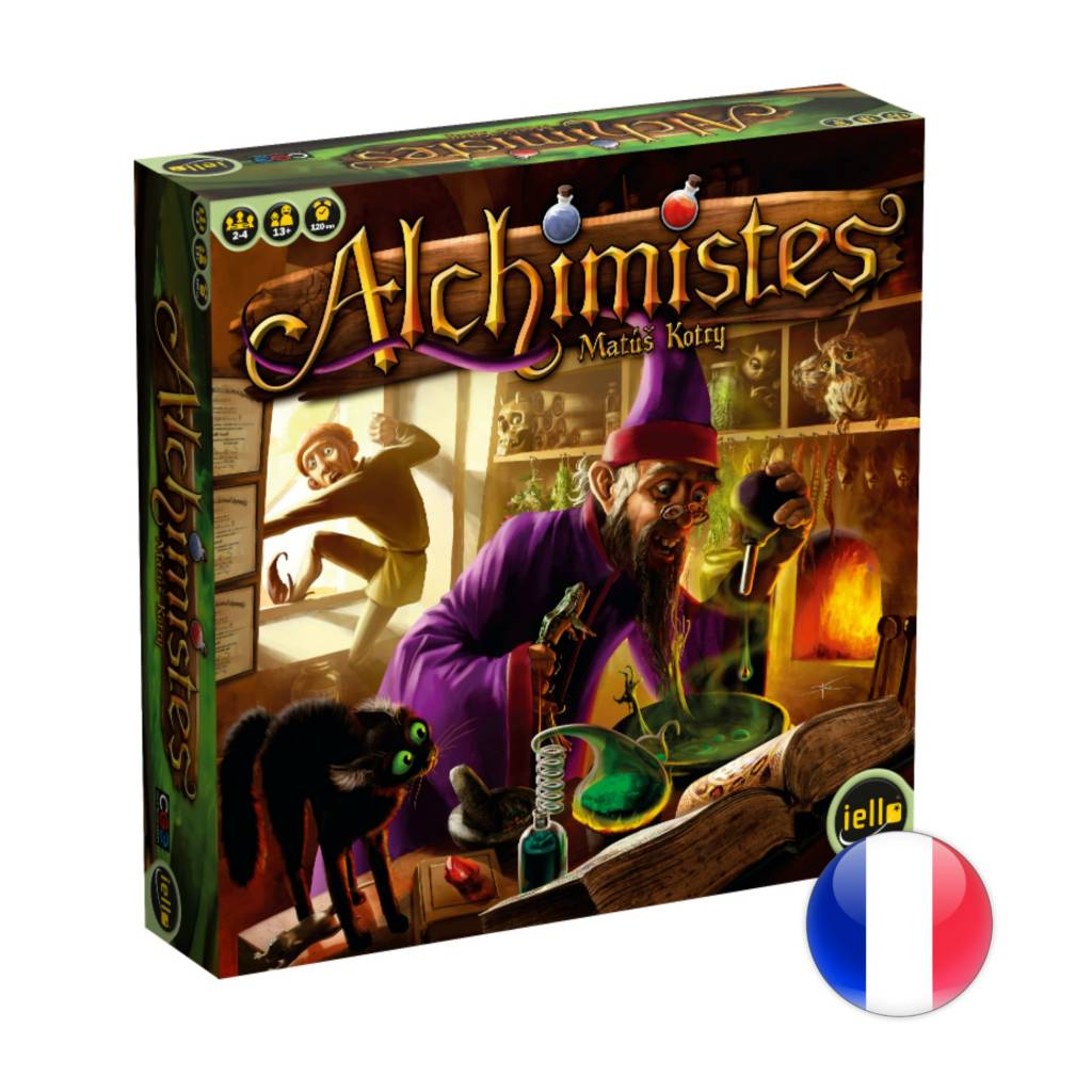 IELLO Alchimistes