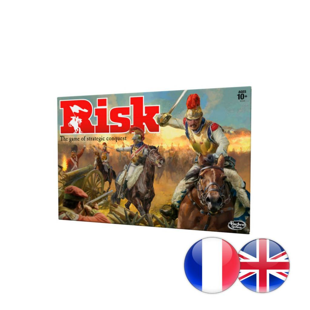 Hasbro Games Risk