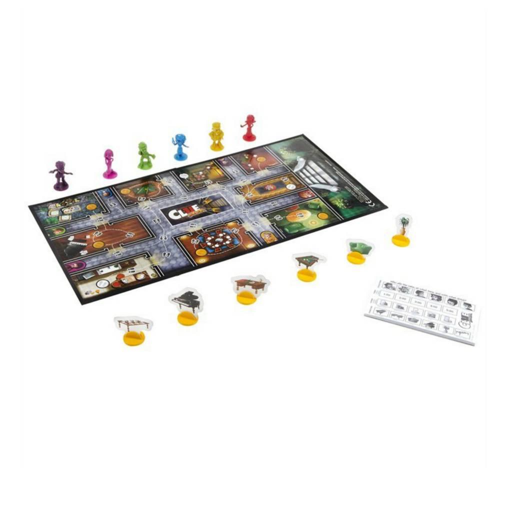 Hasbro Games Clue Junior L'énigme du gâteau