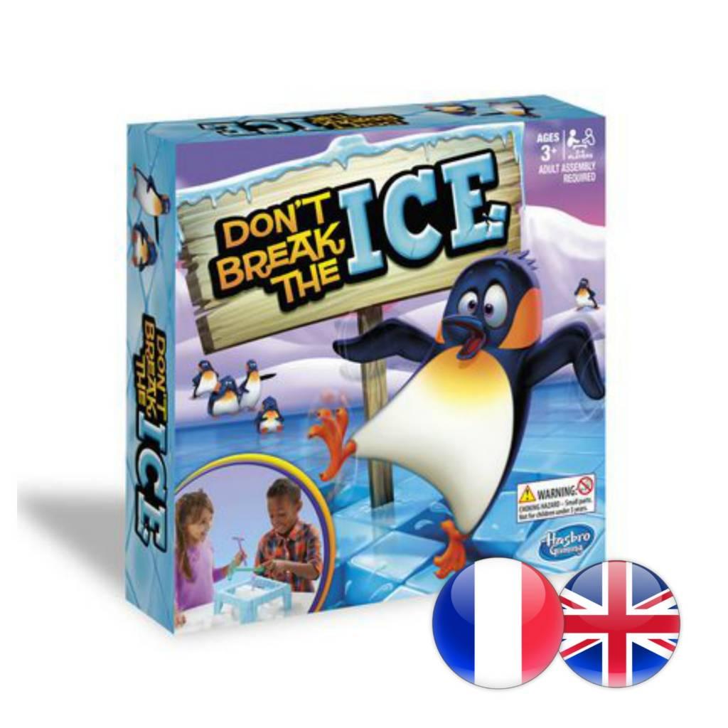 Hasbro Games Don't Break the Ice