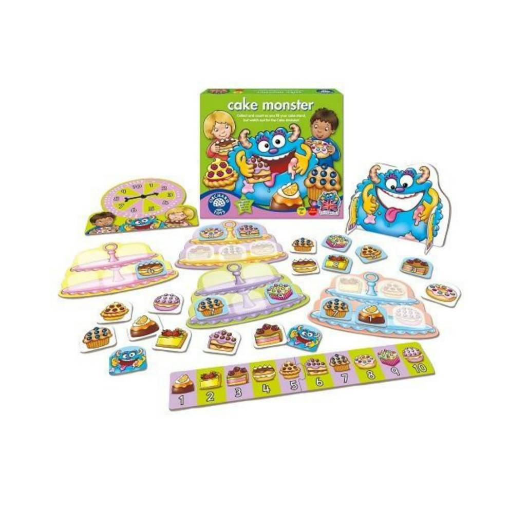 Orchard Toys Monstre glouton