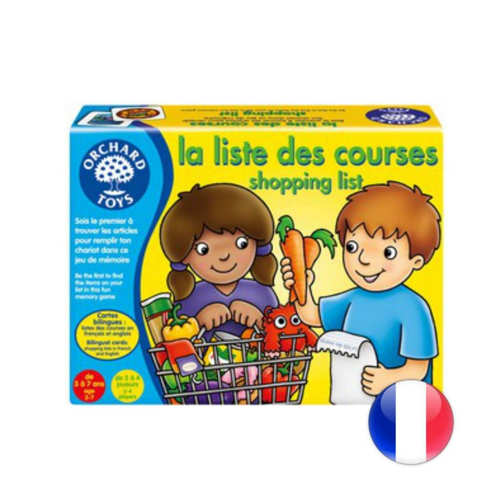 Orchard Toys La liste des courses Multi