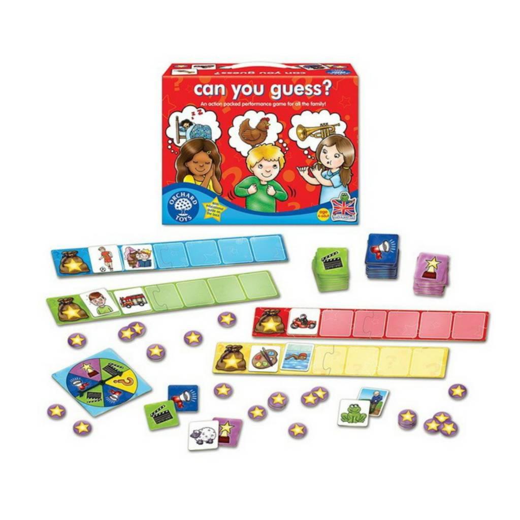 Orchard Toys À toi de deviner Multi