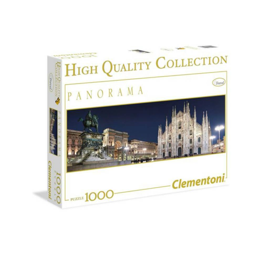 Clementoni Puzzle 1000: Milan Clementoni