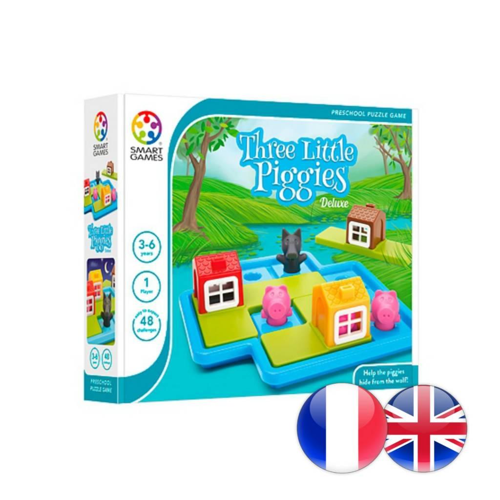 Smart Games Three Little Piggies Deluxe