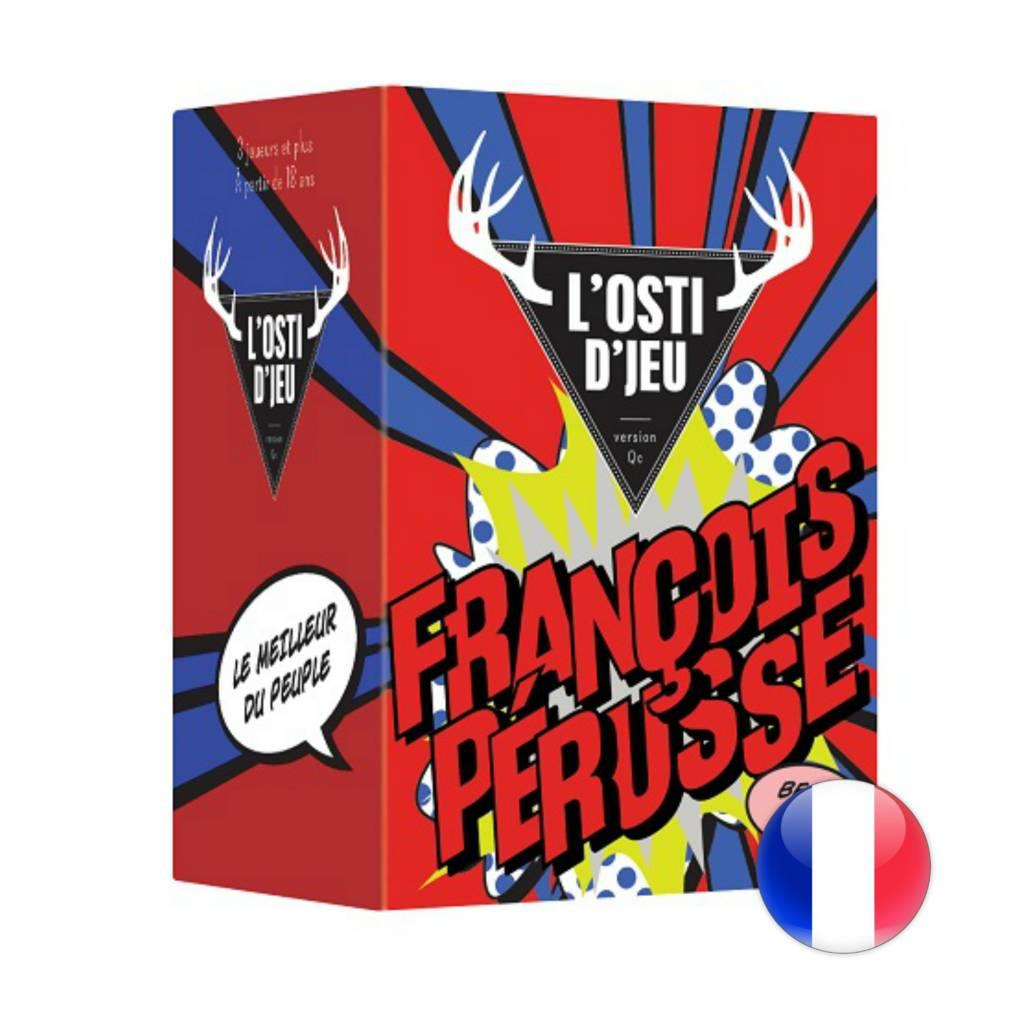 Randolph L'osti d'jeu - Extension François Pérusse