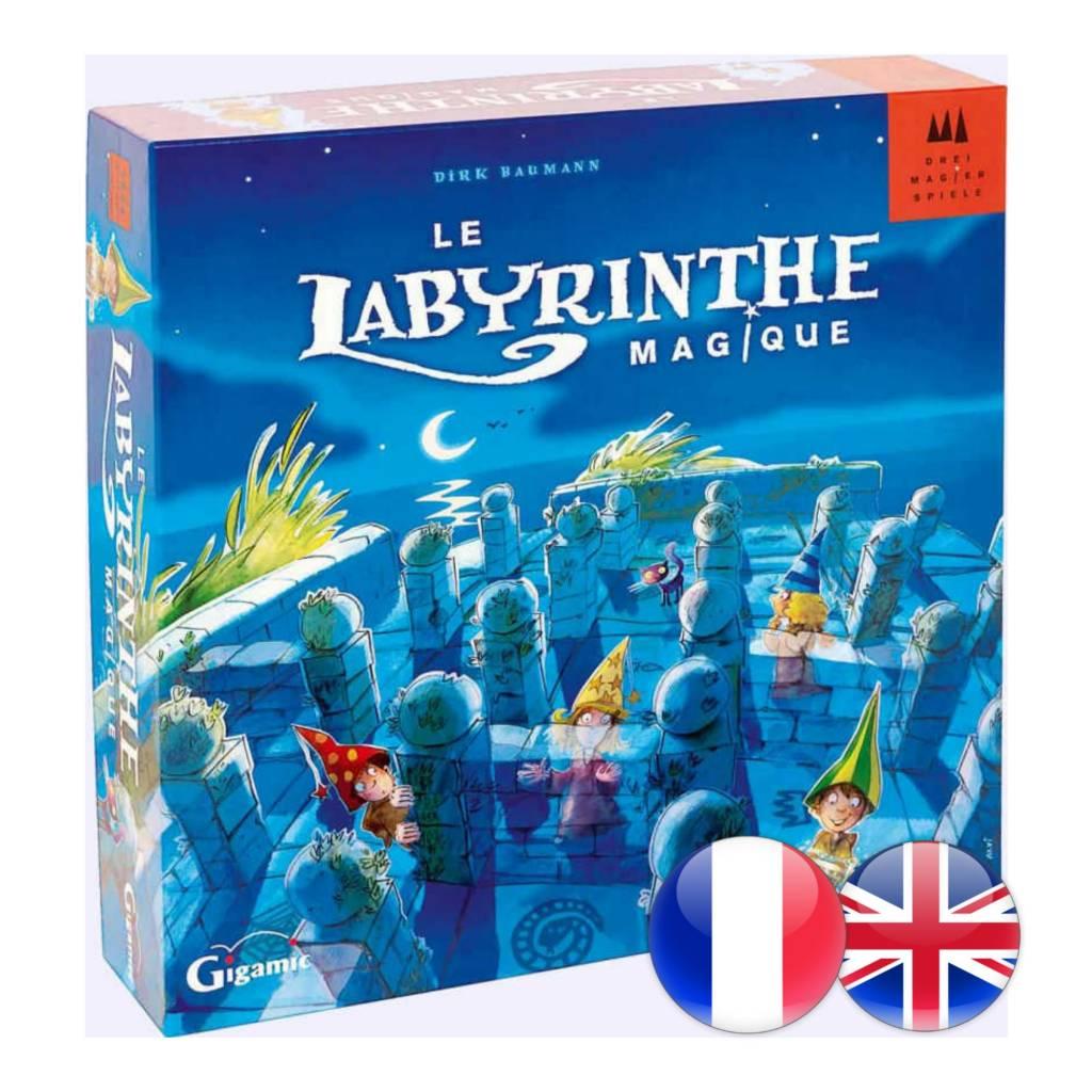 Drei Magier Spiele Le Labyrinthe Magique (multi)
