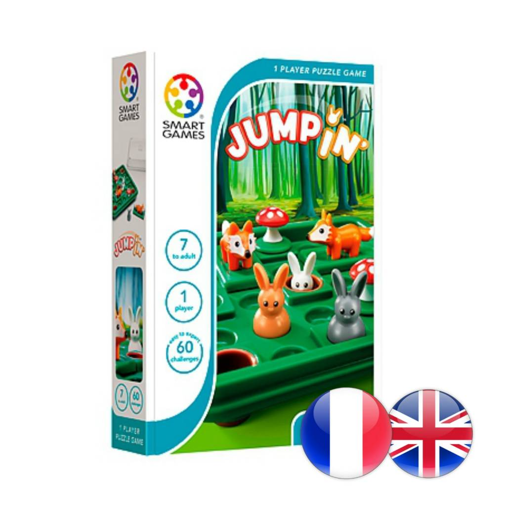 Smart Games Lièvres et renards (multi)