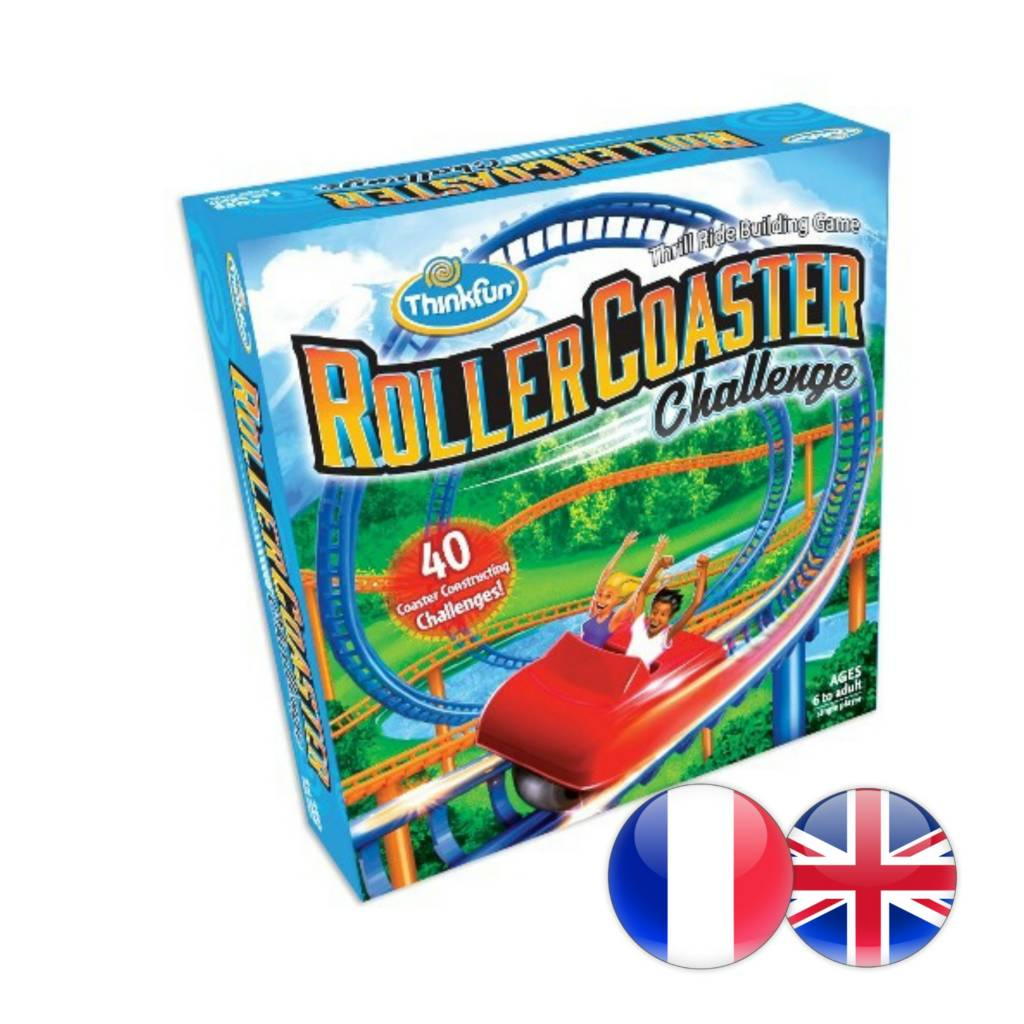 Thinkfun Roller coaster challenge Multi