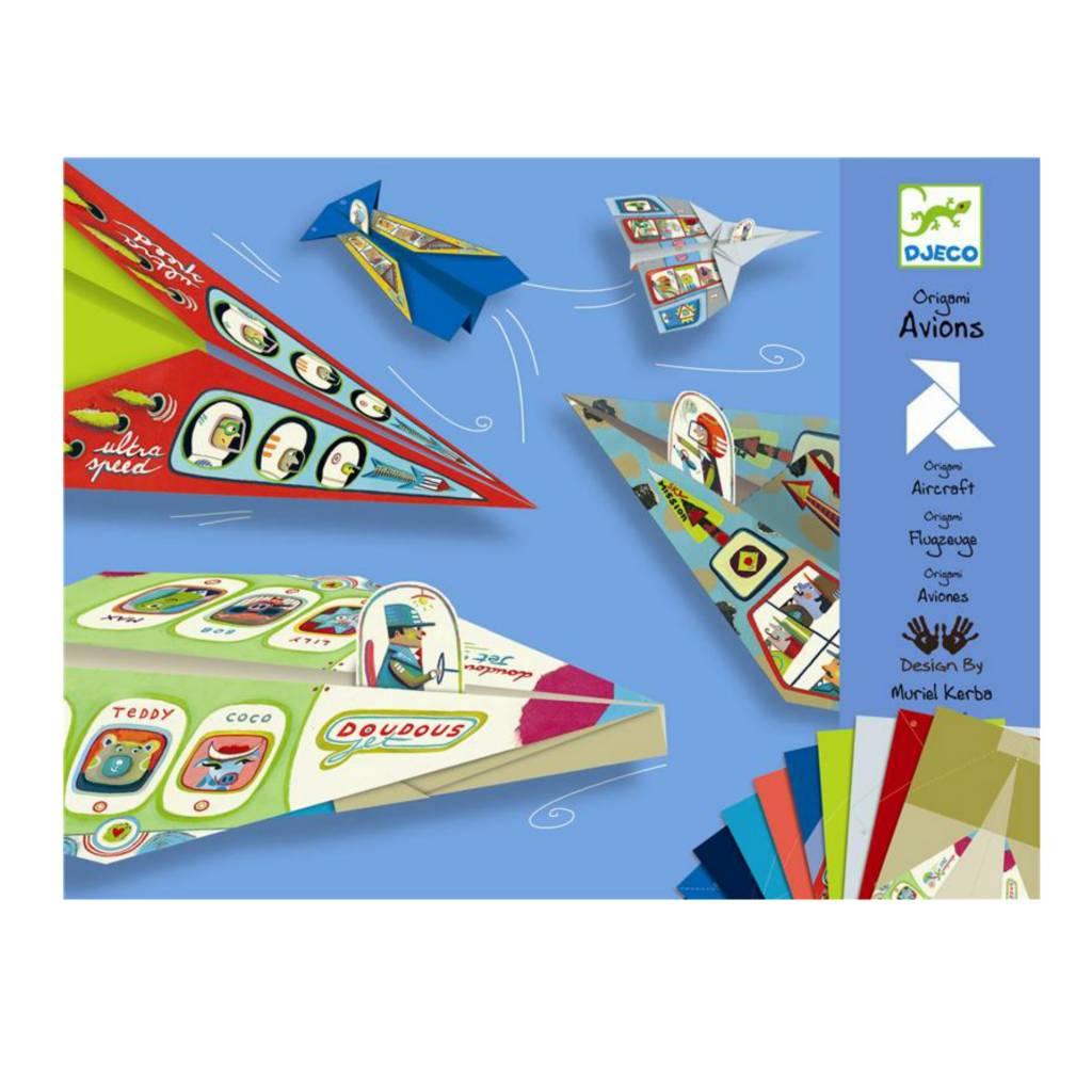 Djeco Origami Avions