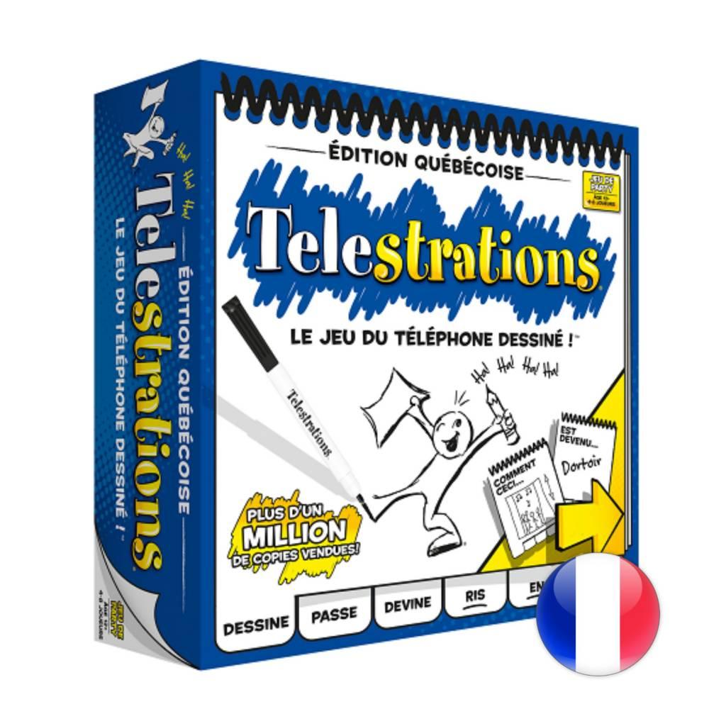Randolph Telestrations Édition québécoise