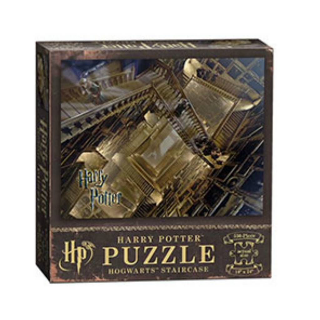 USAopoly Puzzle 550: Harry Potter Staircase