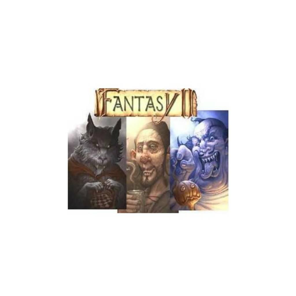 Asmodee Fantasy 2 Exp. VF