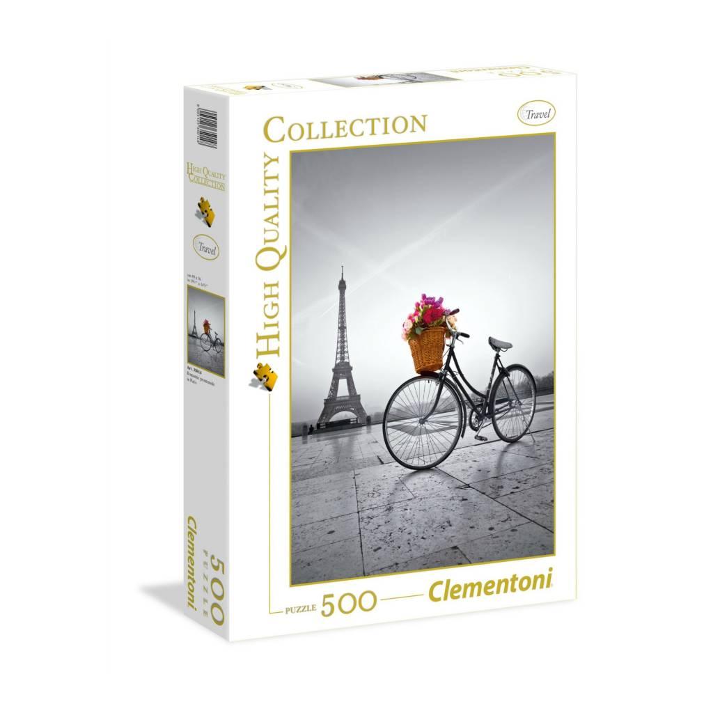 Clementoni Puzzle 500: Promenade à Paris