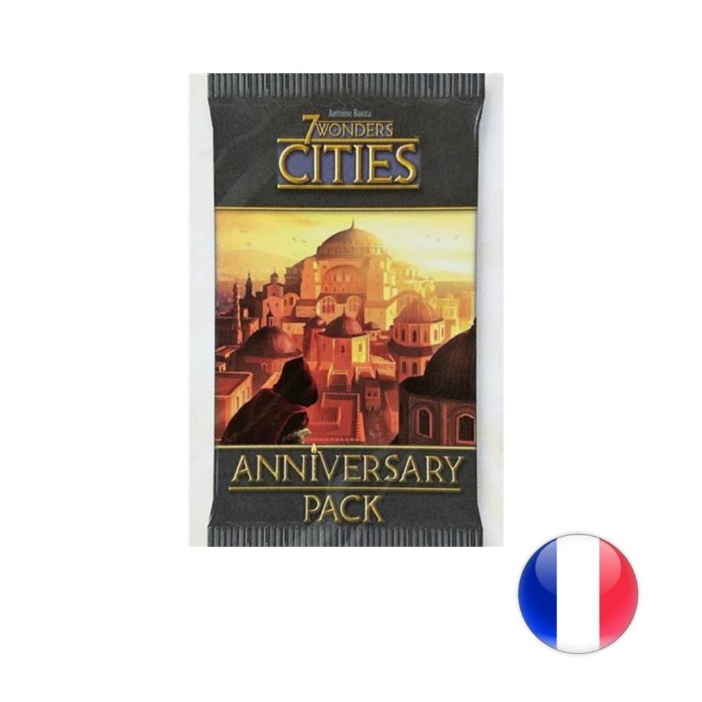 Asmodee 7 Wonders Anniversary Pack Cities VF