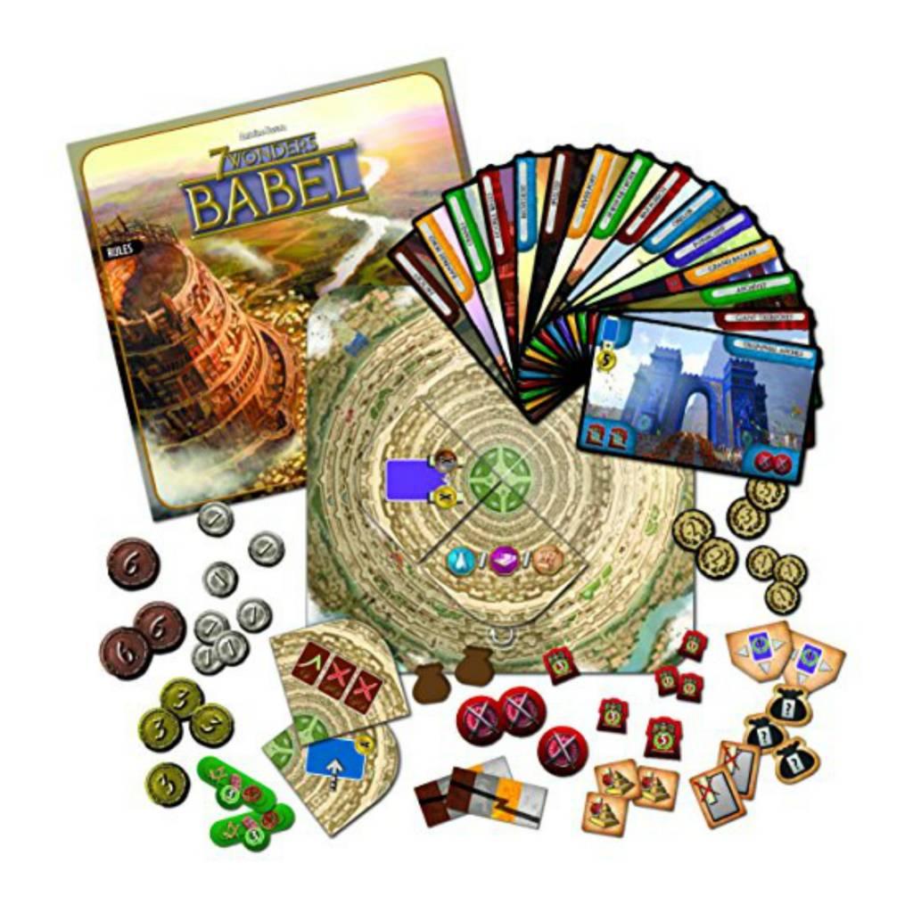 Repos Production 7 Wonders Babel VF