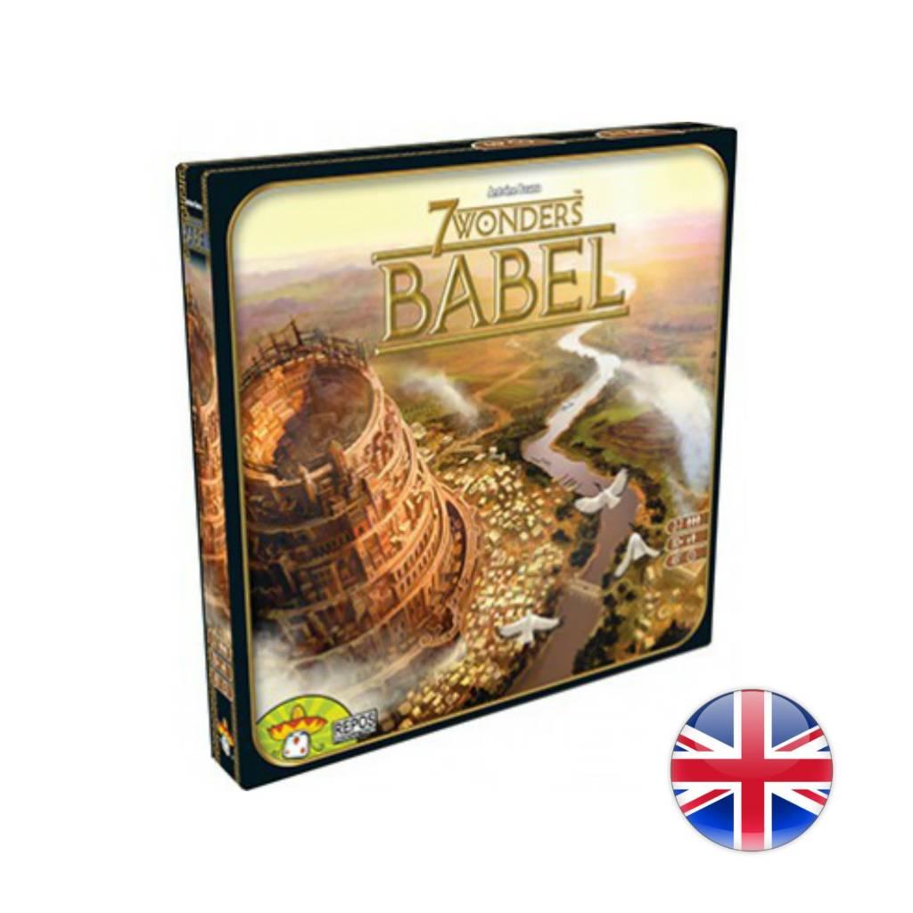 Repos Production 7 Wonders Babel VA