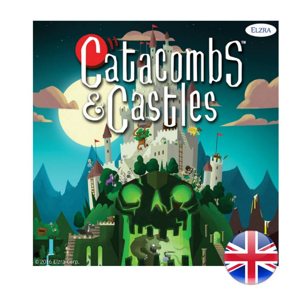 Elzra Catacombs & Castles