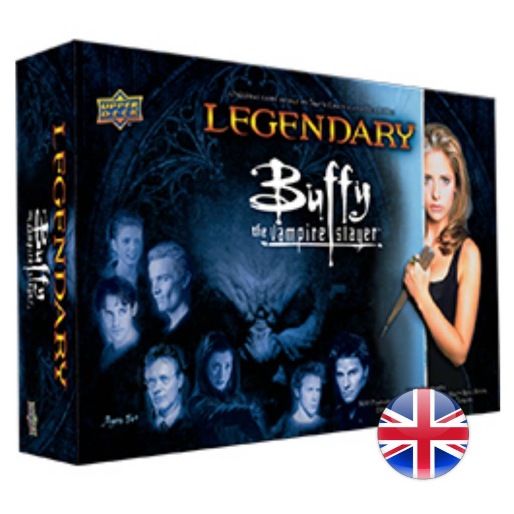 Ultra Pro Legendary Buffy the Vampire Slayer DBG