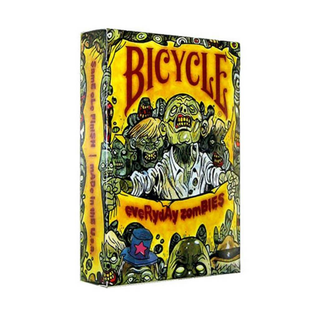 Bicycle Bicycle Playing Card - Zombies