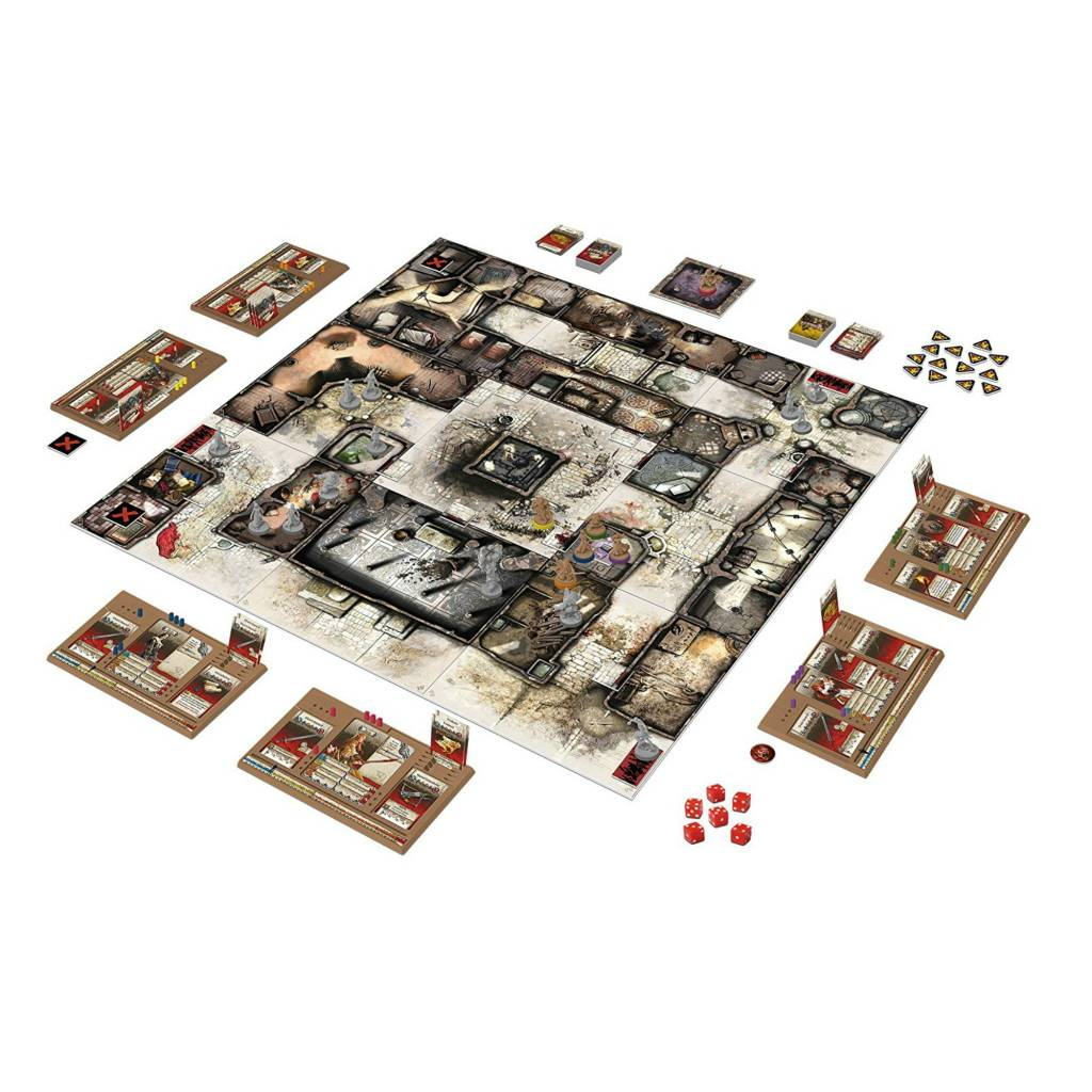 Edge Entertainment Zombicide: Black Plague VF