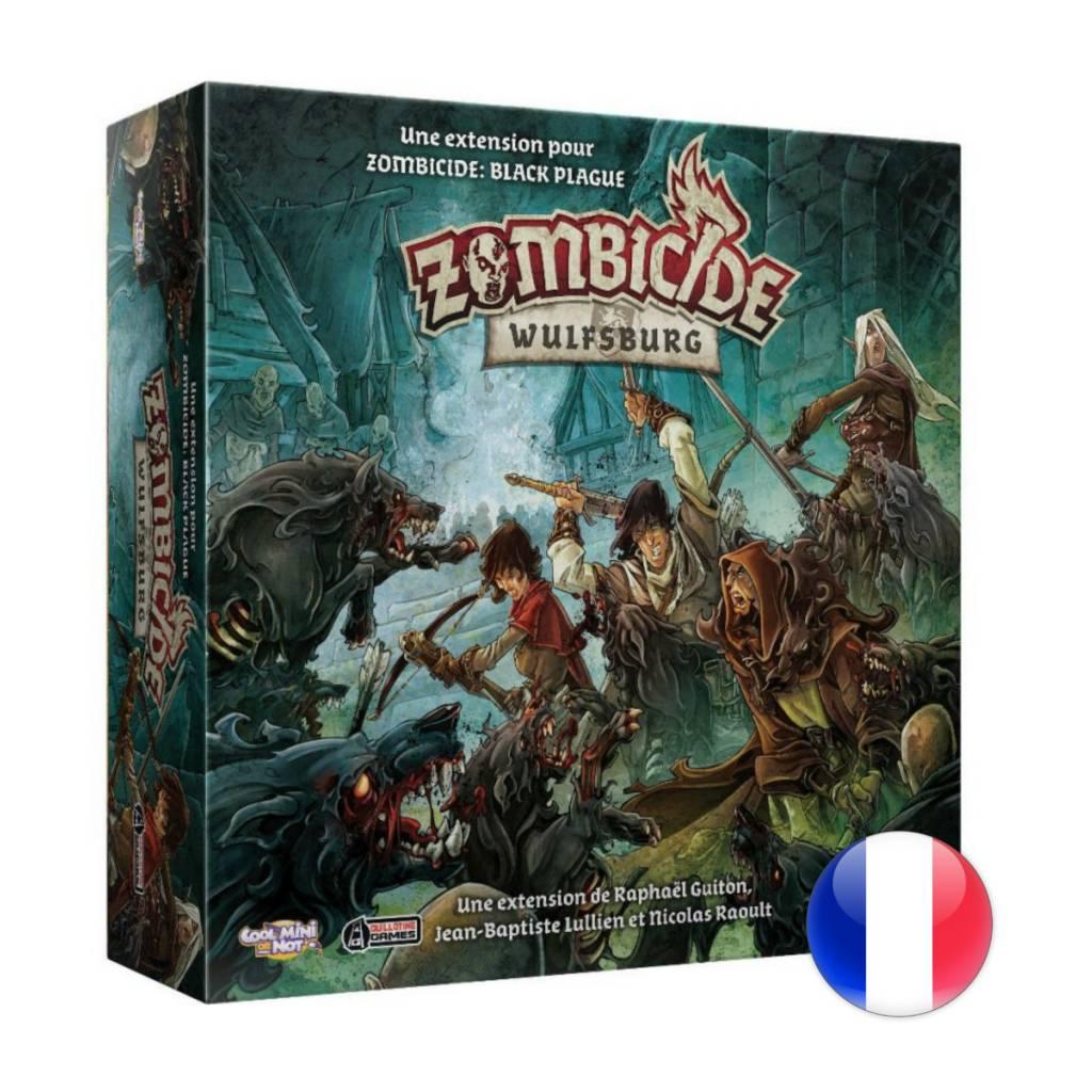Edge Entertainment Zombicide: Wulfsburg VF