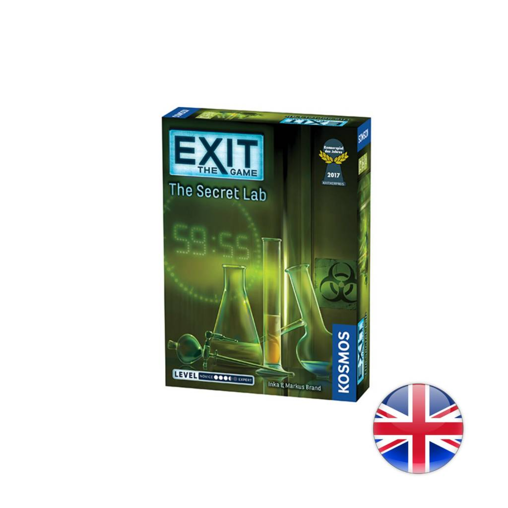 Kosmos Exit: The Secret Lab