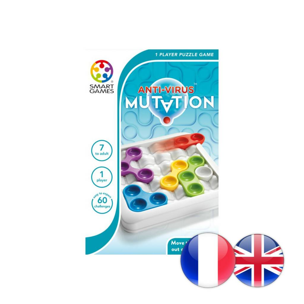 Smart Games Anti-virus mutation Multi