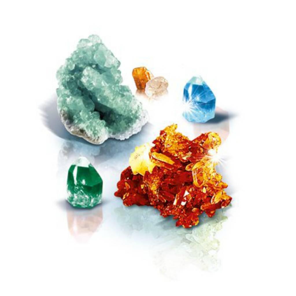 Clementoni Science et jeu: Crée des cristaux