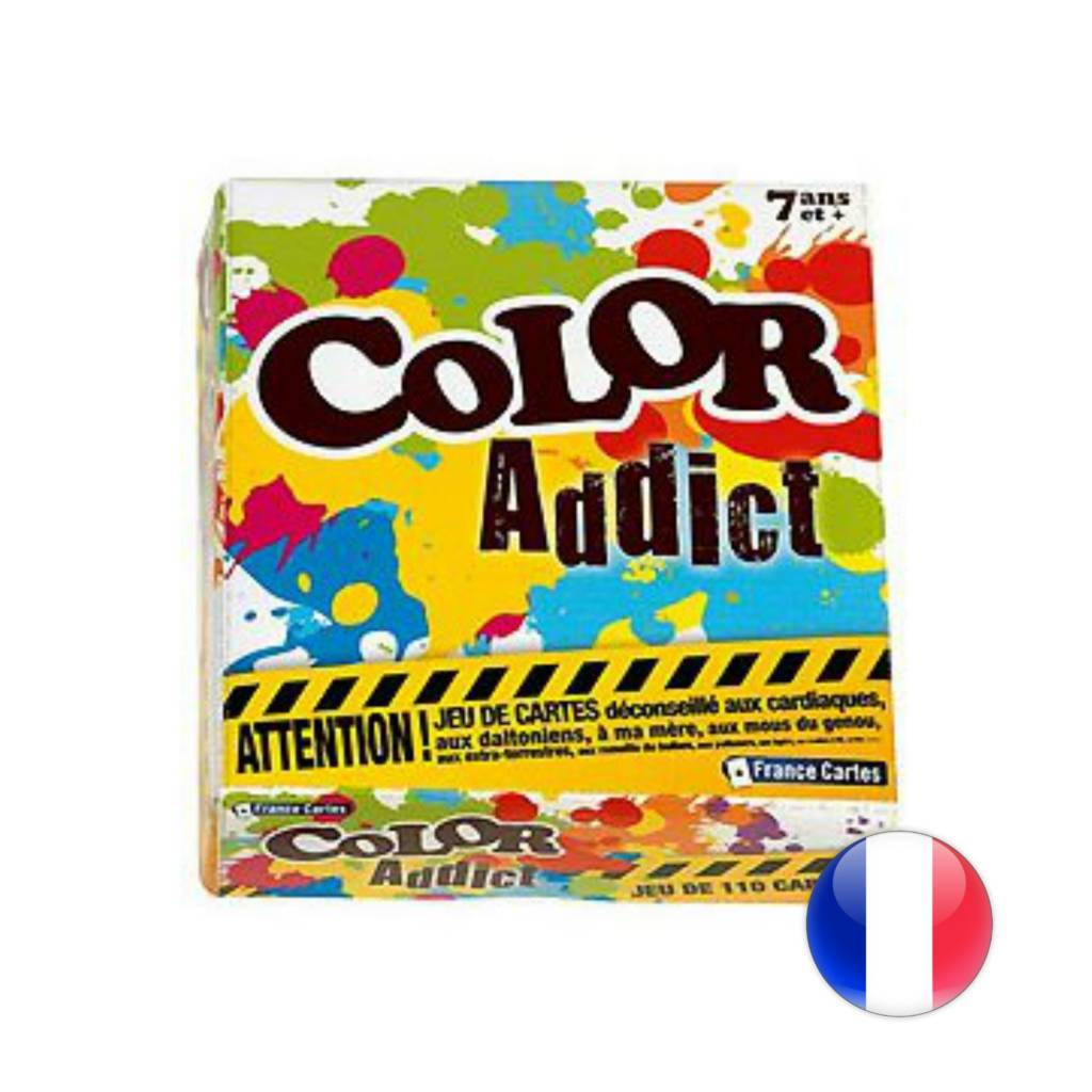 France Cartes Color Addict VF