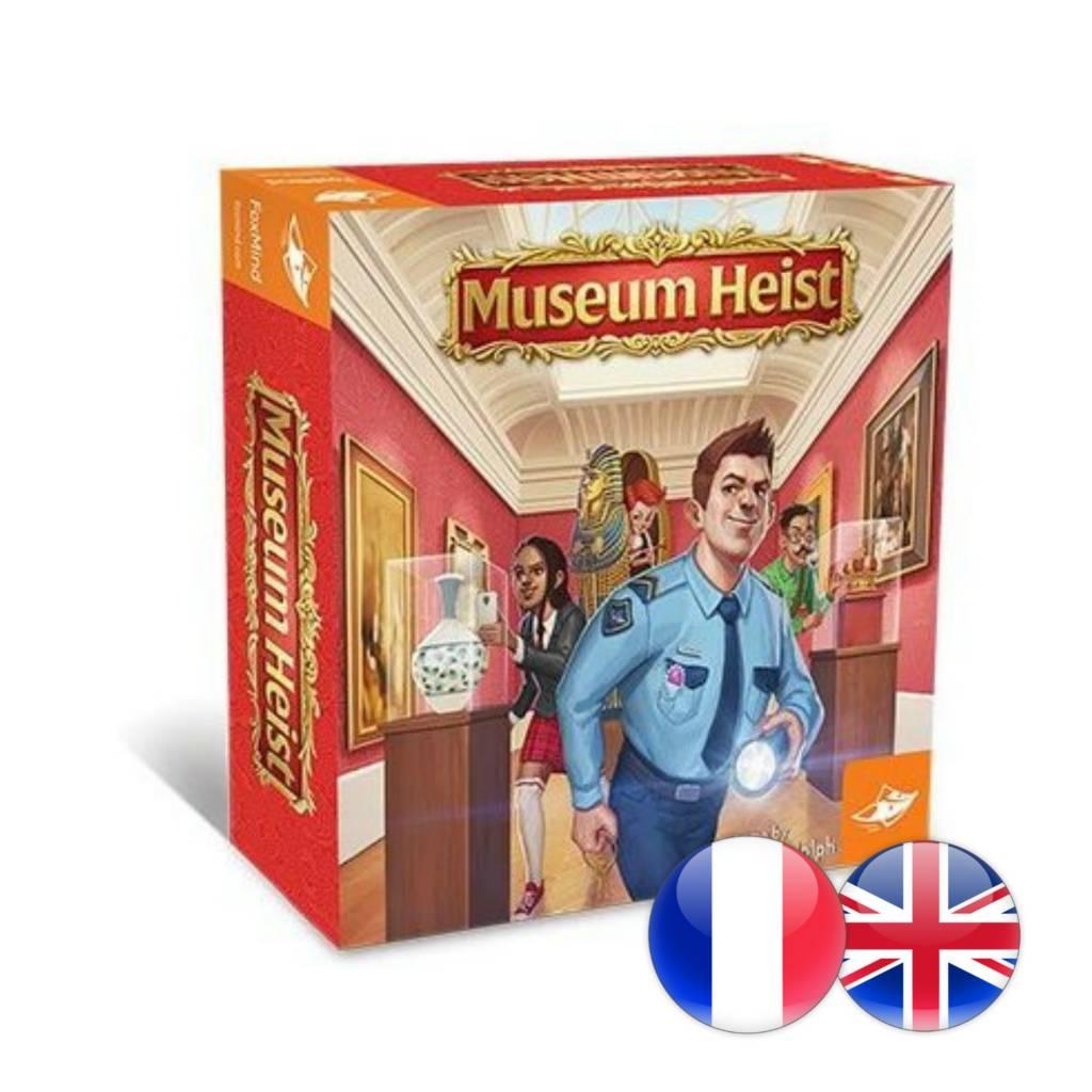 FoxMind Museum Heist