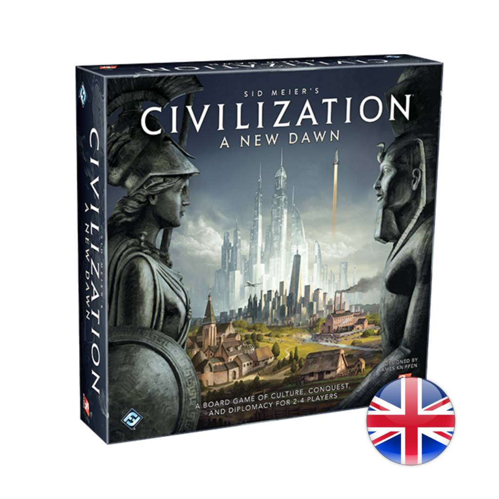 Fantasy Flight Games Sid Meier's Civilization : A New Dawn