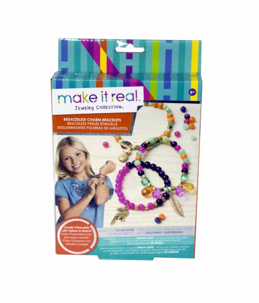 Danawares Bracelets perlés étincelle